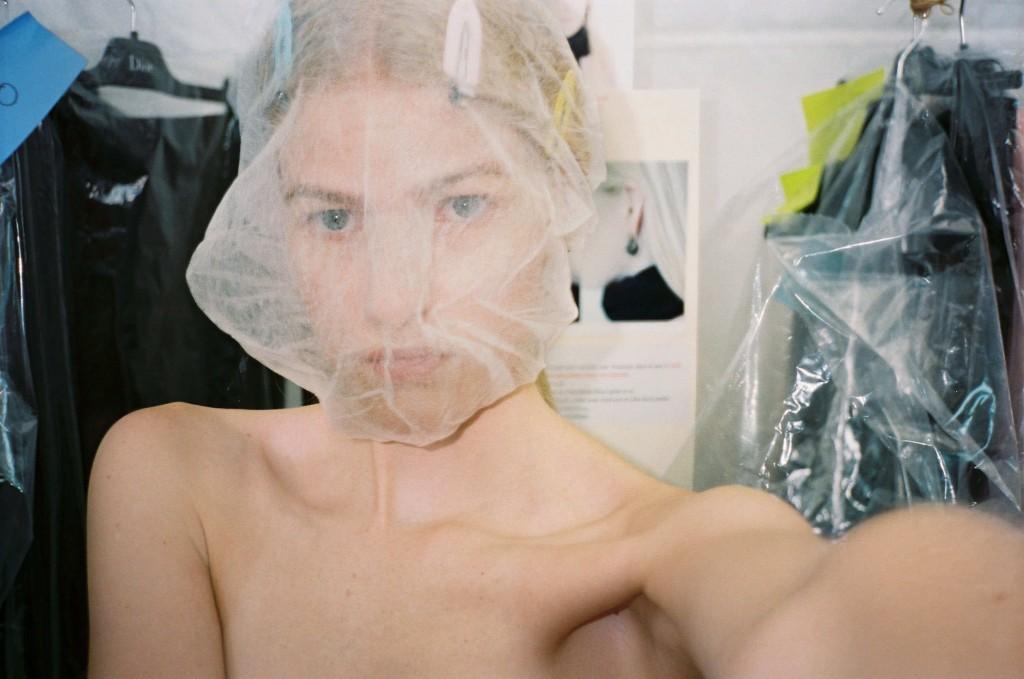 Self Portrait At Dior
